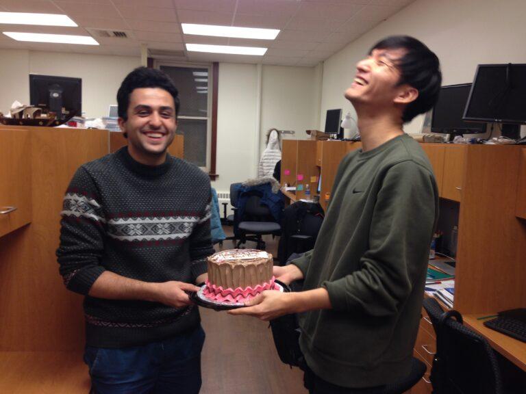 2016.02 Erfan and Tim's birthday