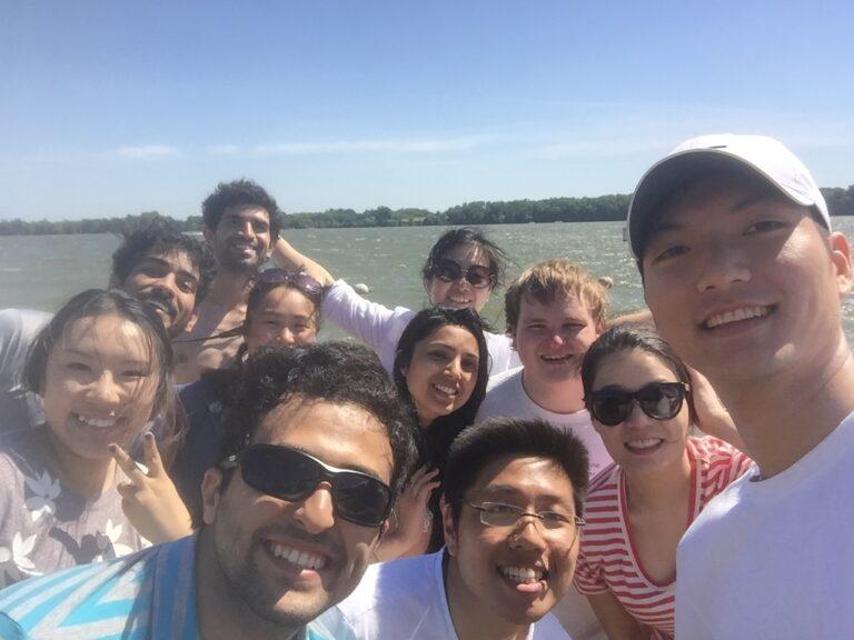 2017.06 Group outing, Clinton beach