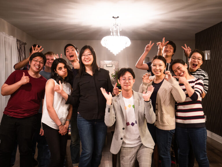 2018.05 End-of-semester and graduation party